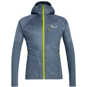 SALEWA Ortles Hybrid Chaqueta TirolWool Celliant Hombre, flint stone
